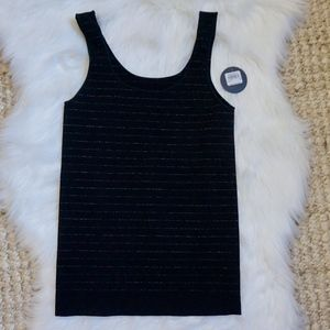 NWT Nordstrom Tank Top Size M Shimera Spandex